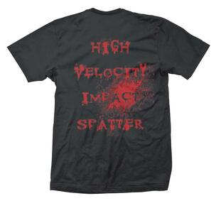 T-Shirt unisex Cannibal Corpse. Impact Splatter - 2