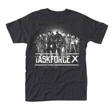 T-Shirt Unisex Suicide Squad. Task Force X