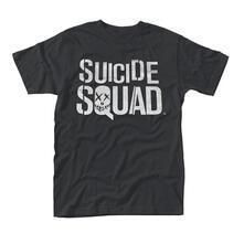 T-Shirt Unisex Suicide Squad. Ss Logo
