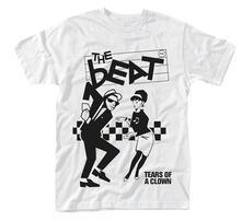 T-Shirt Unisex Beat. Tears Of A Clown