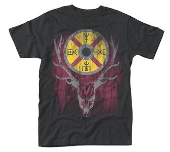 T-Shirt Unisex Vikings. Stag