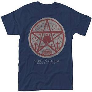 T-Shirt Unisex Supernatural. Join The Hunt