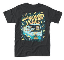 T-Shirt Unisex Wonder Years. Wndr Van