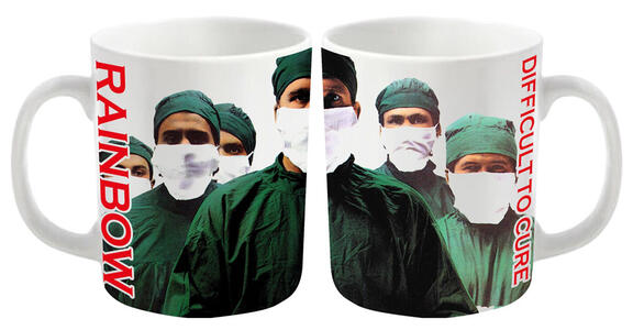 Tazza Rainbow. Difficult To Cure