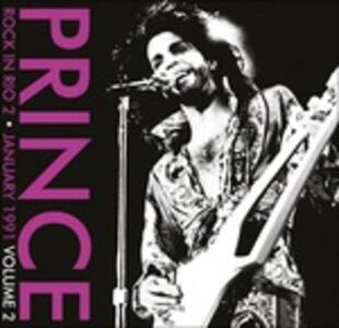 Rock in Rio January 1991 vol.2 - Vinile LP di Prince