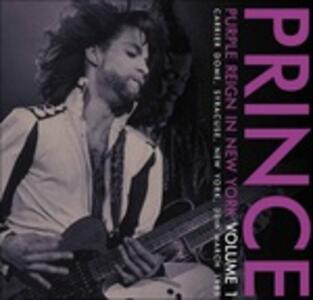 Purple Reign in New York vol.1 - Vinile LP di Prince