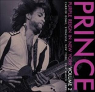 Purple Reign in New York vol.2 - Vinile LP di Prince