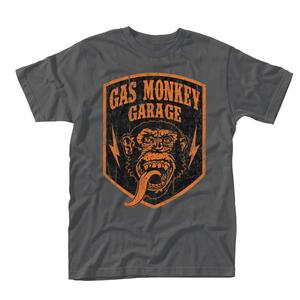 T-Shirt Unisex Gas Monkey Garage. Shield