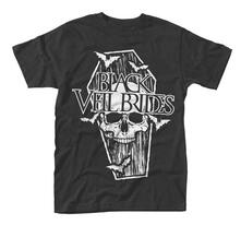 T-Shirt Unisex Black Veil Brides. Coffin