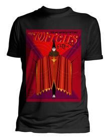 T-Shirt Unisex Fantastic Beasts. Witch'S Friend