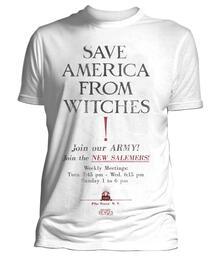 T-Shirt Unisex Tg. L Fantastic Beasts. Save America