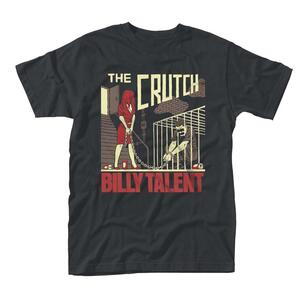 T-Shirt Unisex Billy Talent. The Crutch