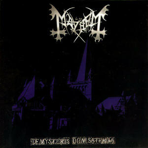 De Mysteriis Dom Sathanas - Vinile LP di Mayhem
