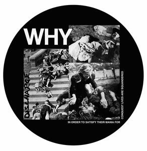 Why? - Vinile LP di Discharge