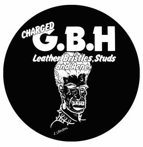 Leather Bristles Studs and Acne - Vinile LP di GBH