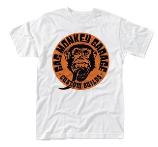 T-Shirt Unisex Gas Monkey Garage. Custom Builds