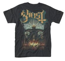 T-Shirt Unisex Tg. M Ghost. Meliora