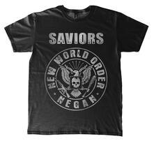T-Shirt Unisex Walking Dead. Negan New World Order