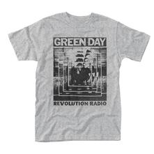 T-Shirt Unisex Tg. M Green Day. Power Shot