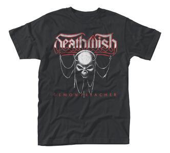 T-Shirt Unisex Tg. M Deathwish. Demon Preacher