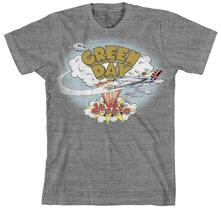 T-Shirt Unisex Tg. L Green Day. Dookie