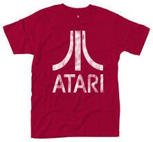 T-Shirt unisex Atari. Logo