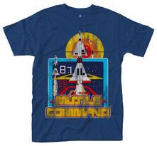 T-Shirt unisex Atari. Missile Command