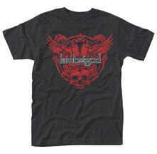 T-Shirt unisex Lamb Of God. Snake And Eagle T-Shirt