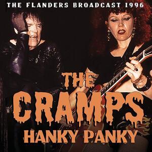 Hanky Panky - Vinile LP di Cramps