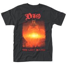T-Shirt unisex Dio. Last In Line