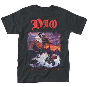 T-Shirt unisex Dio. Holy Diver