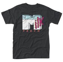 T-Shirt Unisex Milk Teeth. Tv