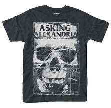 T-Shirt Unisex Asking Alexandria. Facial