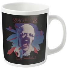 Tazza Scorpions. Black Out