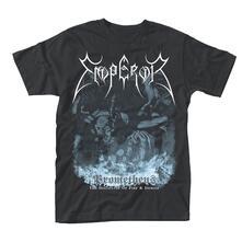 T-Shirt Unisex Emperor. Prometheus