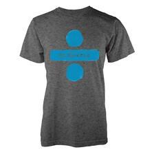 T-Shirt Unisex Ed Sheeran. Divide Logo
