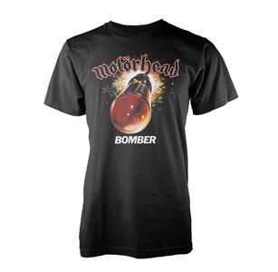 T-Shirt Unisex Motorhead. Bomber
