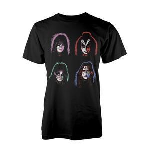 T-Shirt Unisex Kiss. Faces