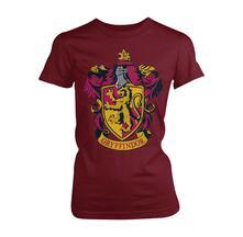 T-Shirt Donna Harry Potter. Gryffindor