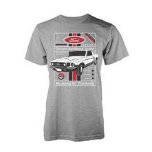 T-Shirt Unisex Ford. Drivers Handbook Guide