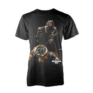T-Shirt Unisex Walking Dead. Tiger