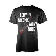 T-Shirt Unisex Walking Dead. Eeny Meeny