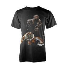 T-Shirt Unisex Walking Dead. Tiger