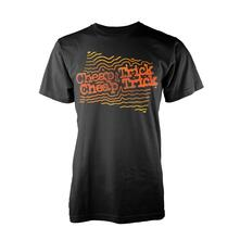 T-Shirt Unisex Cheap Trick. Squiggle