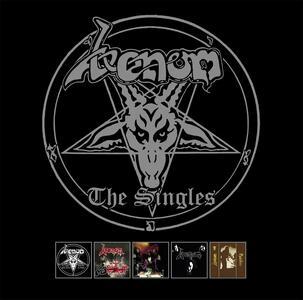 The Singles - Vinile 7'' di Venom