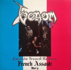 French Assault - Vinile LP di Venom