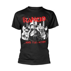 T-Shirt Unisex Rancid. Honor Is All We Know