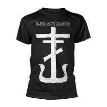 T-Shirt Unisex Frank Iero. Cross