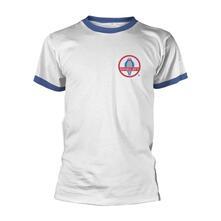 T-Shirt Unisex Shelby. Cobra Badge Tipped
