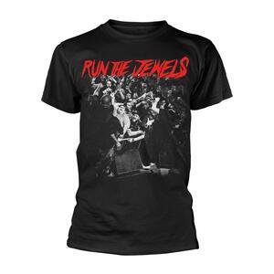T-Shirt Unisex Run The Jewels. Photo
